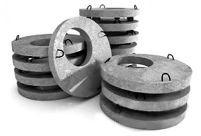 ПП1-10 Крышка для колодца (с отверстием)