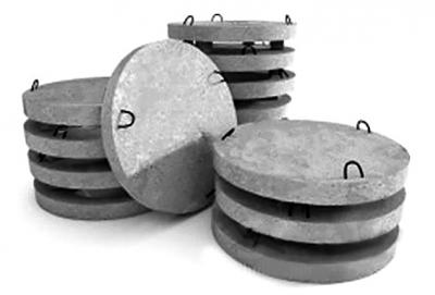 ПП2-10 Крышка для колодца (без отверстия)