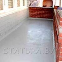 Аквопол — краска для бетона, водная акриловая краска для бетонного пола.