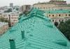 Цикроль — краска для крыш по оцинковке