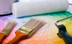 Выбор инструмента для покраски