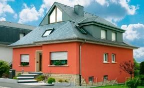 Окраска и отделка фасадов