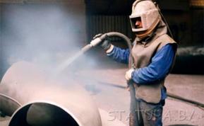 Подготовка поверхности металла